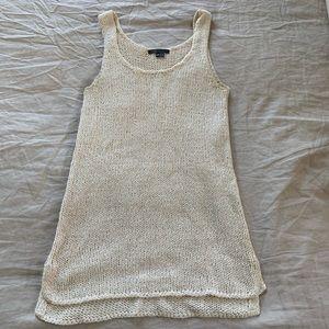 Vince sweater tank